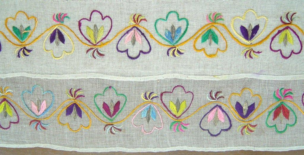 Вышивка татарским орнаментом a 628