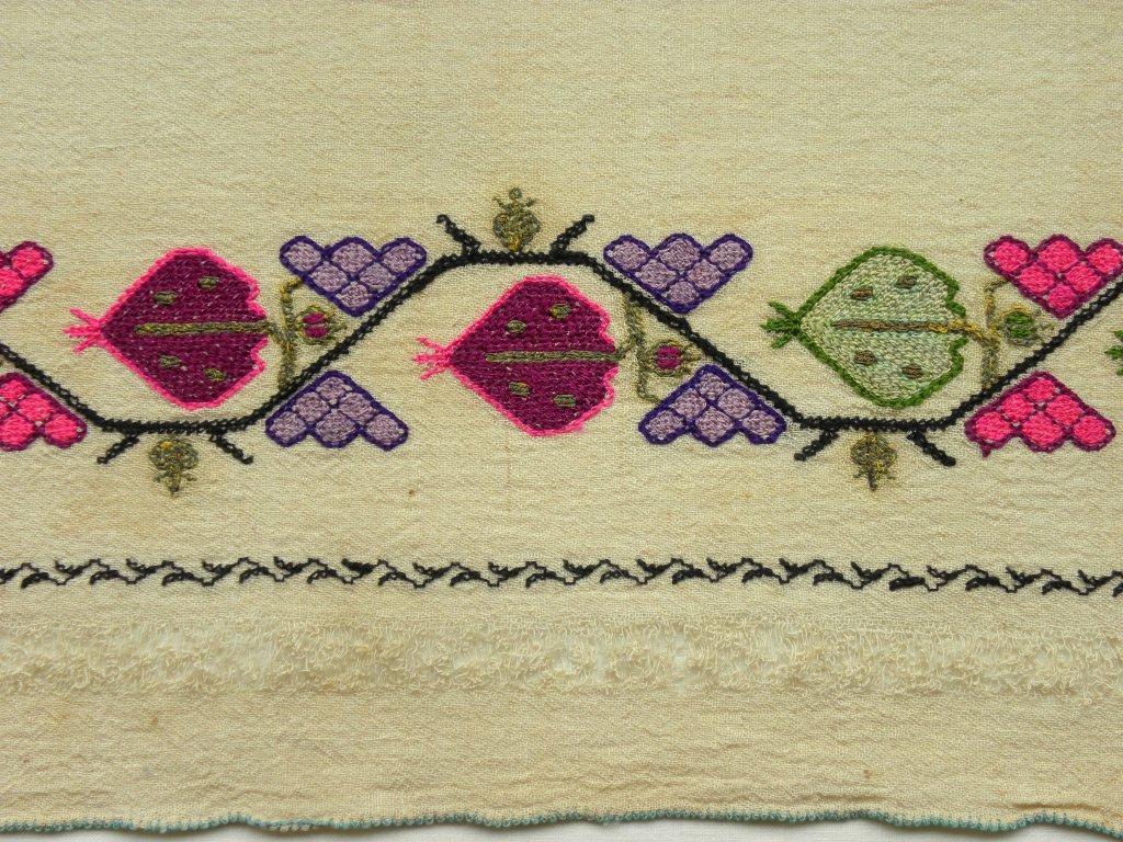 Crimean Tatar Embroidery Iccrimeaembroiderytowelsml