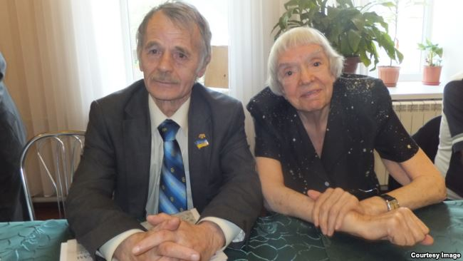 Jemilev and Alexeyeva