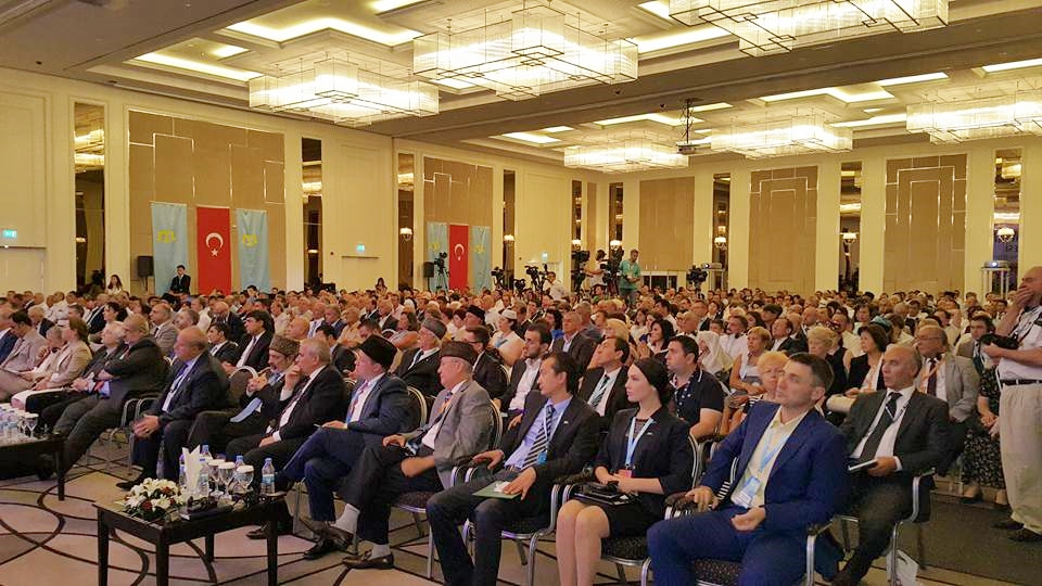 Second World Congress of Crimean Tatars