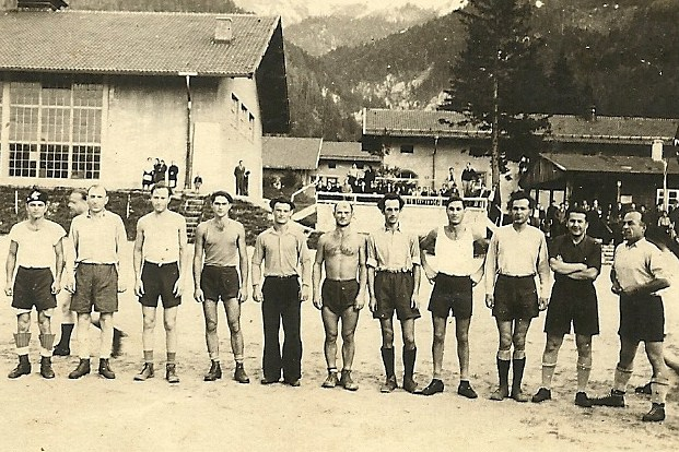 Camp Mittenwald, Germany