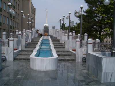 Crimean Tatar Monument of Rebirth Unveiled