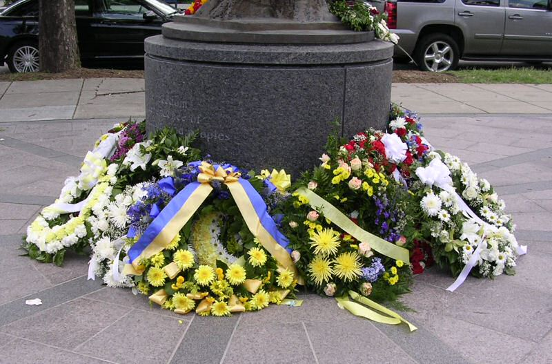 Ukrainian and Crimean Tatar Wreaths